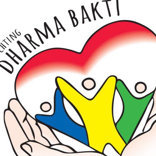 Logo Stichting Dharma Bakti