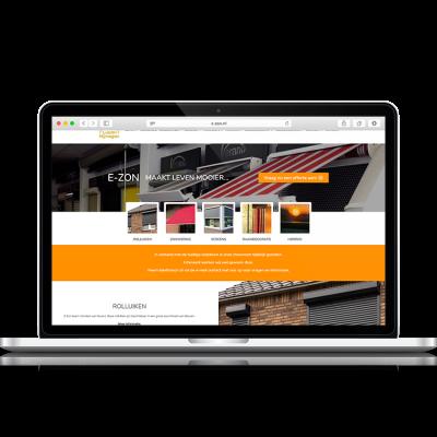 E-Zon Website