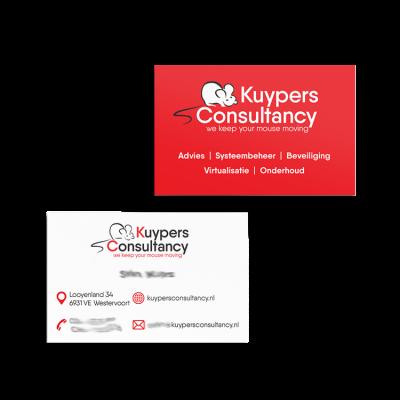 Kuypers Consultancy - Huisstijl Ontwerp