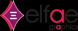 Logo Elfae Graphics